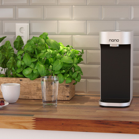 This is How a Smart Water Dispenser Can Save You Time