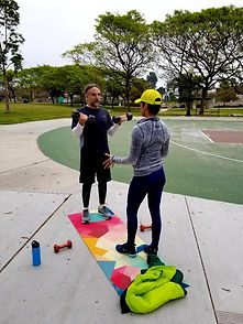 San Diego Mobile Personal Trainer