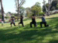 San Diego Mobile Personal Trainer Fitness