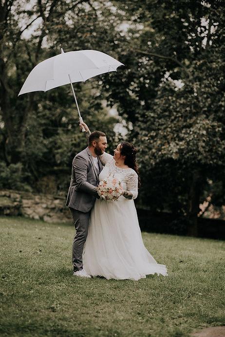 Hochzeitsfoto aus Nordhausen