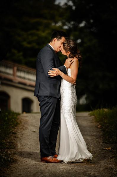 Brautpaar Parkweg