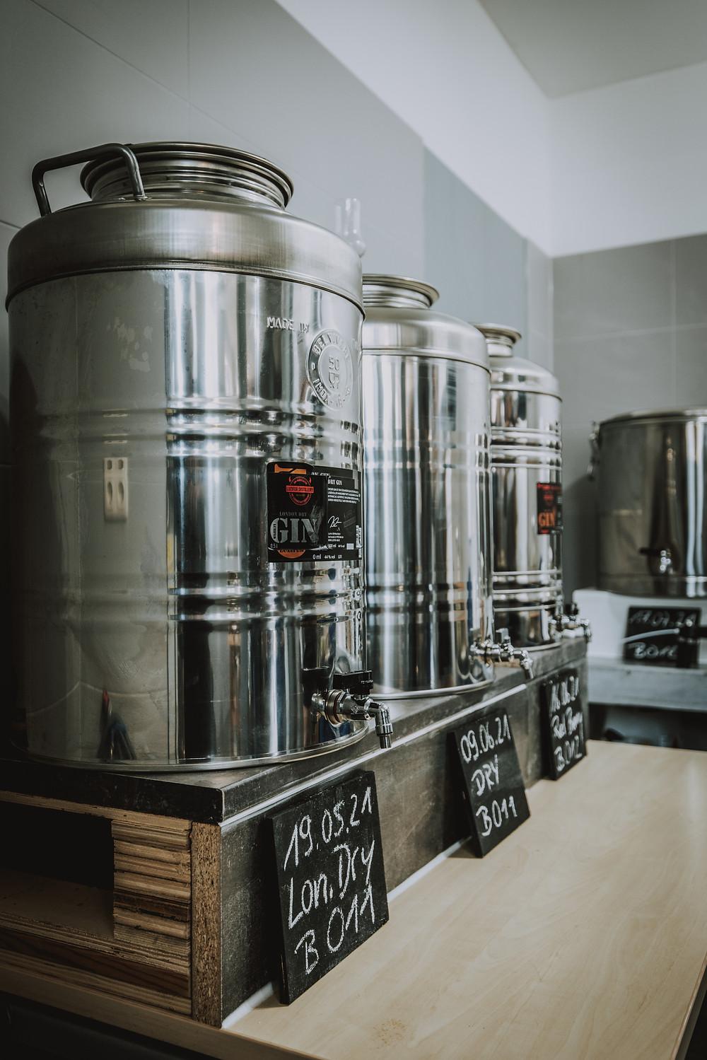 Produktfoto GIN Destille