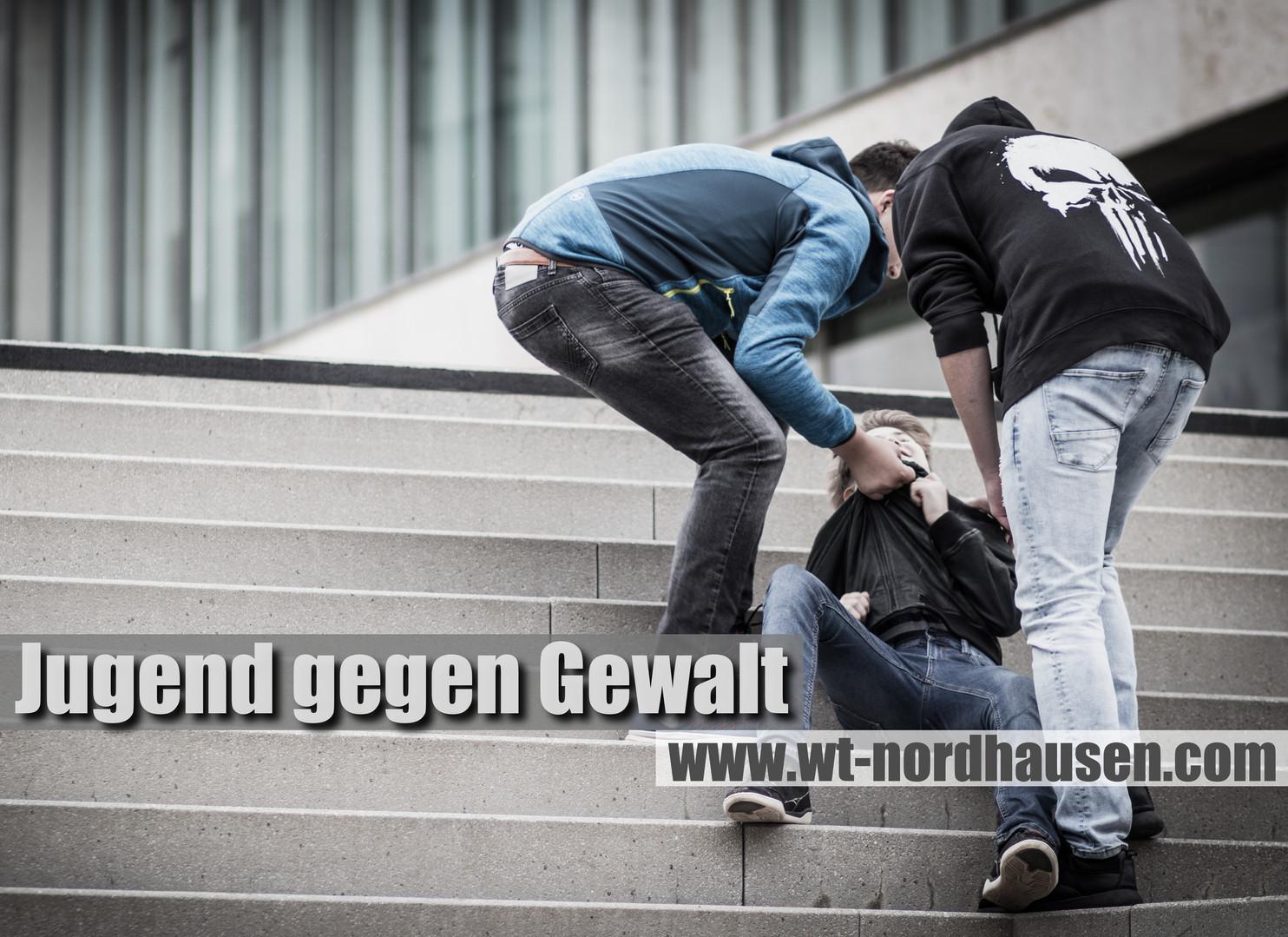 Jugend gegen Gewalt in Nordhausen