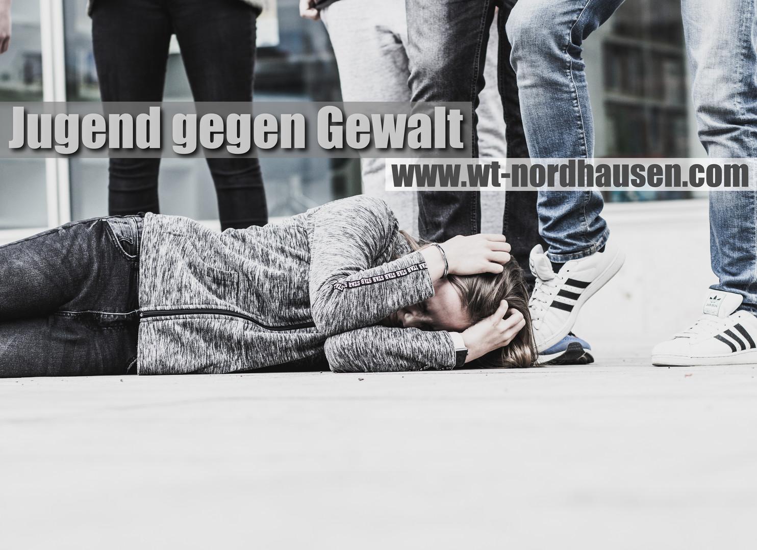 Jugendgewalt in Nordhausen