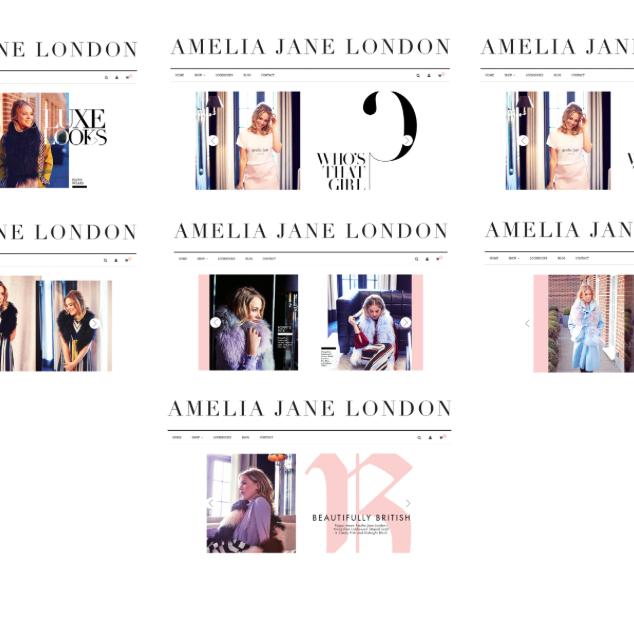 Amelia Jane Editorial