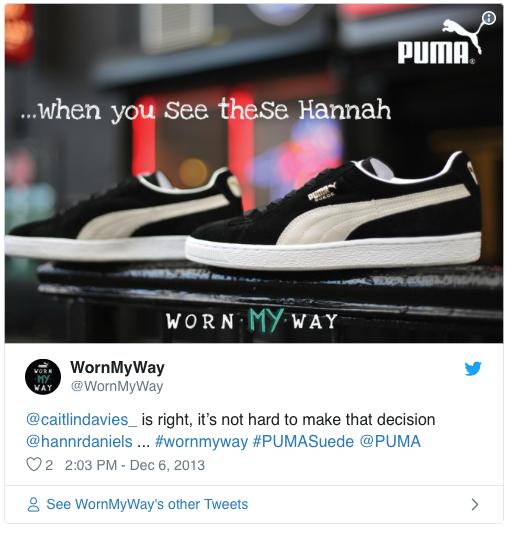 Puma Campaign