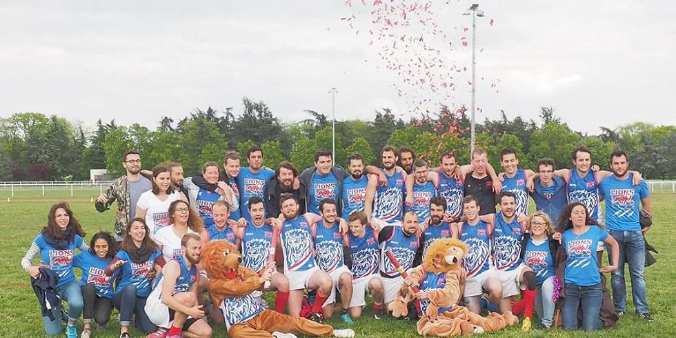 Soirée parrainage ALFA Lions