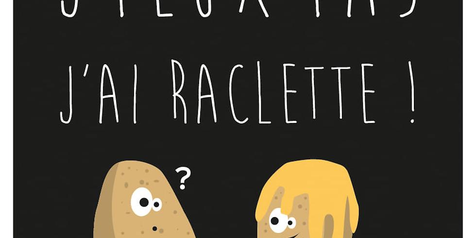 Raclette Party à volonté #2021.2