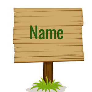 Personalize Your Greeting - Add a Name