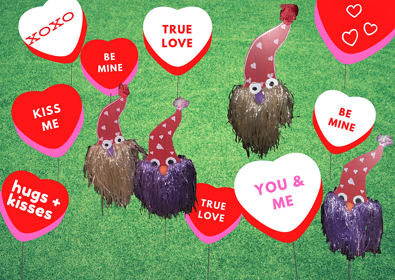 Hearts & Gnomes