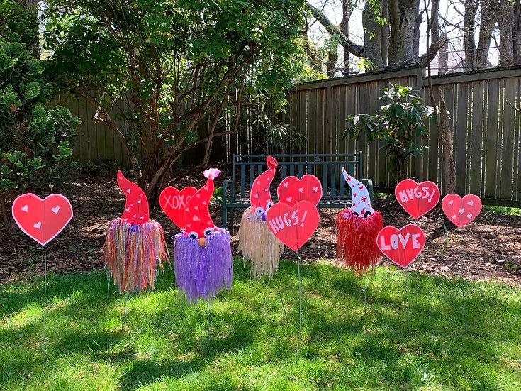 Love Gnomes & Hearts
