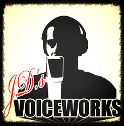 Commercial and Radio Voice-over, JD Cannon, Jerome, Cannon, Voice, African American