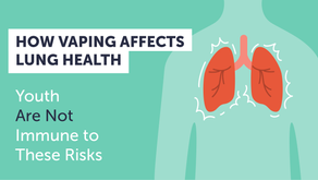 How Vaping Affects Lung Health