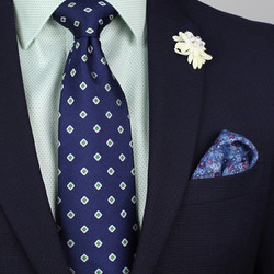 Blue + Green + Edelweiss
