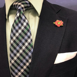 Match the Tie and Lapel Width