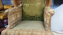 The Queen Anne Wing-back Chair