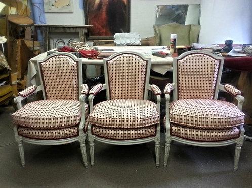Scalamandré Chairs