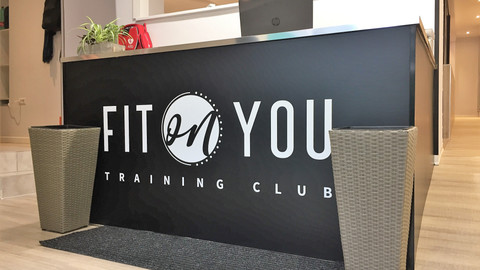 FIT ON YOU - TRAINING CLUB