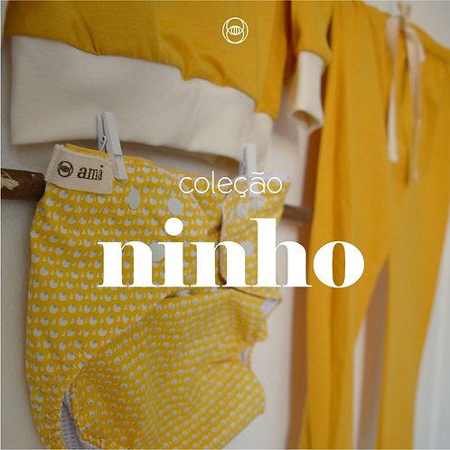 Pijama Ninho (4 a 10 anos)