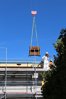Artist in Construction, 2019
