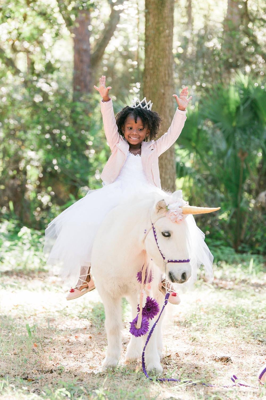 The Camera Crew Unicorn Photos - Tampa FL
