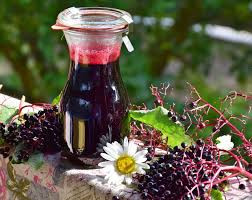 Elderberry Syrup & Your Health