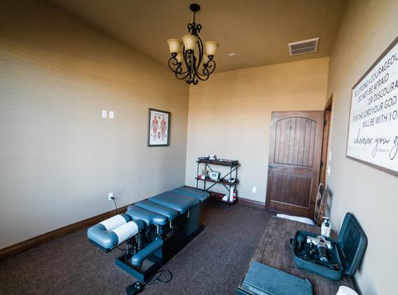 Dr. Ben's Treatment Room
