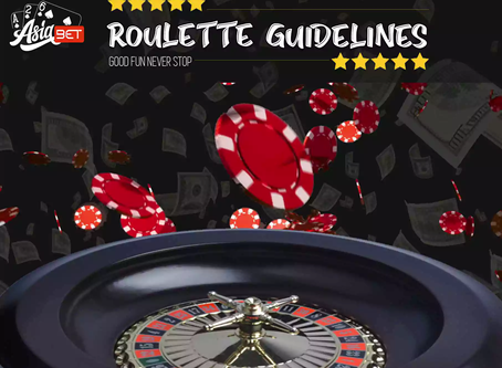 A Beginner's Guide for First Time Roulette Players