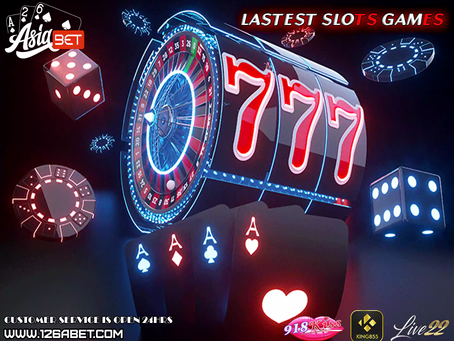 Latest Slot Game Trends of the Year 2020