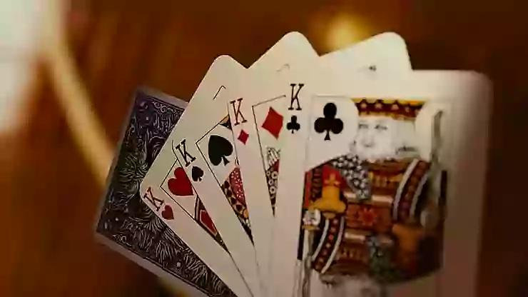 Quitting online casino