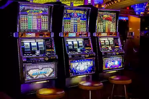 Ease of playing slot