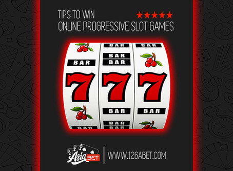 Tips to win online progressive slots
