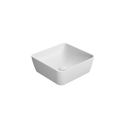 Sand 38x38 Countertop Washbasin