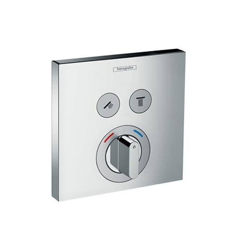 ShowerSelect Thermostat For 2 Outlets