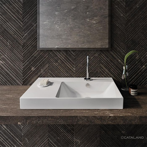 Zero Up 75x50 Washbasin