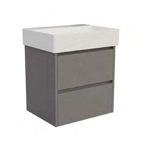 Kube X Design 60 2 Drawer Unit