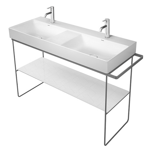 DuraSquare Floor Standing Metal Console For #235312