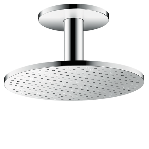 Overhead shower 300 2jet with ceiling connection