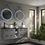 Thumbnail: HIB Solstice LED Illuminated Mirror