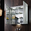 Thumbnail: Allure 700 Mirrored Cabinet