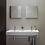 Thumbnail: GS9052 Sand 125x50 Double Washbasin