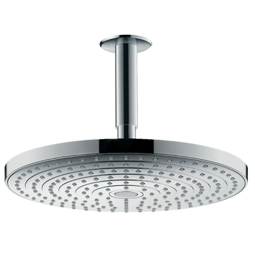 Raindance Select S Overhead shower 300 2jet with ceiling connector