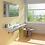 Thumbnail: Catalano New Light 125x48 Double Washbasin