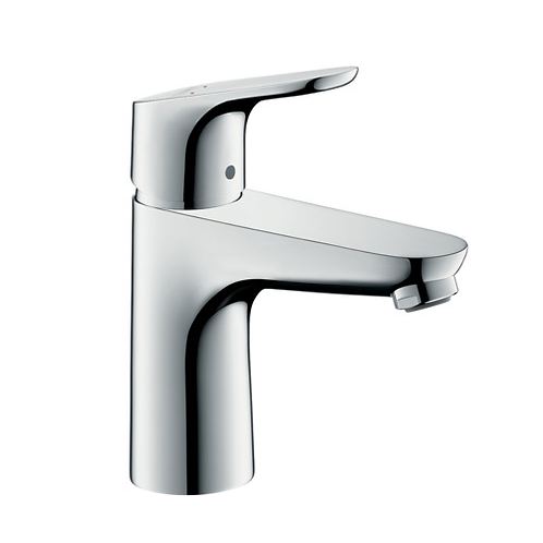 Focus Single lever basin mixer 100