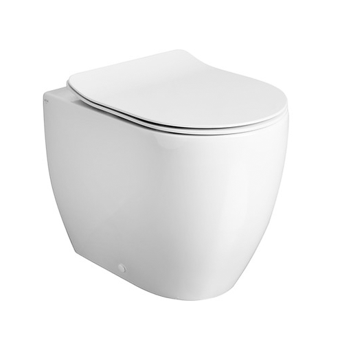 Crosswater Glide II Back to Wall Rimless Toilet