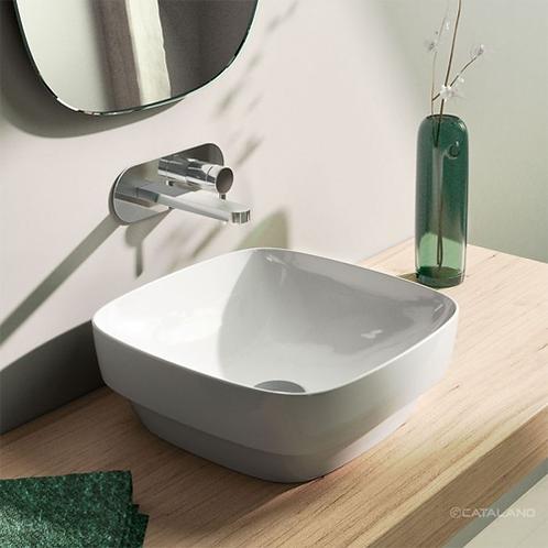 Green Lux 40x40 Washbasin