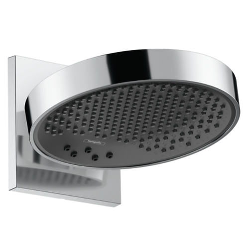 Rainfinity Overhead shower 250 3jet with wall connector