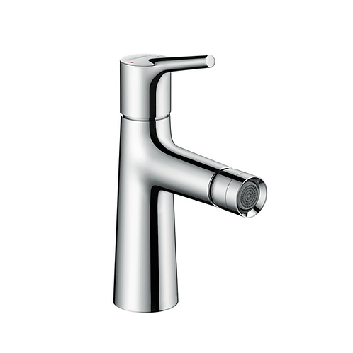 Talis S Single lever bidet mixer with pop-up waste