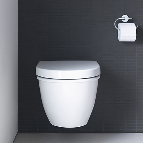 Darling New 54cm Rimless® wall mounted toilet