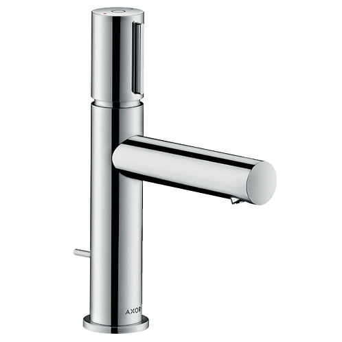 Axor Uno Basin mixer Select 110 with pop-up waste set